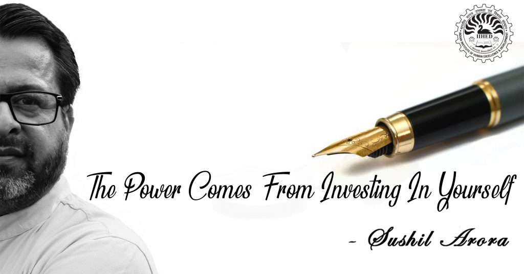Best Motivational Speaker India, International Trainer Sushil Arora