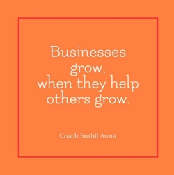 Businesses grow
