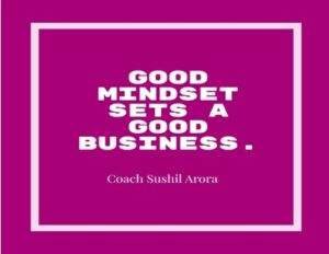 Good mind set