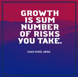 Growth is sum number