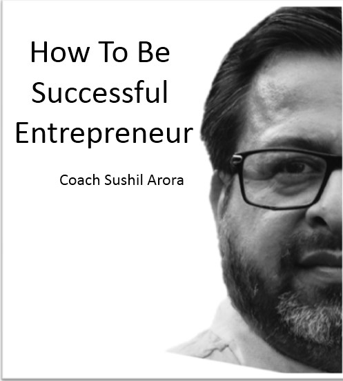 How to be successful entrepreneur