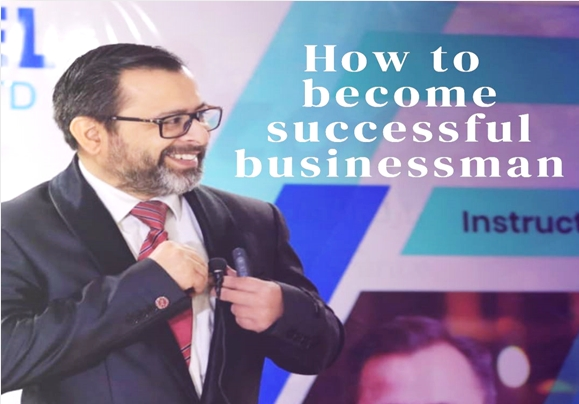 How to become succesful businessman