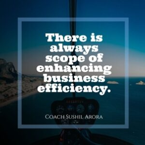 There is always scope of enhancing