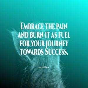 your journey towards success