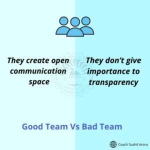 Open Communication